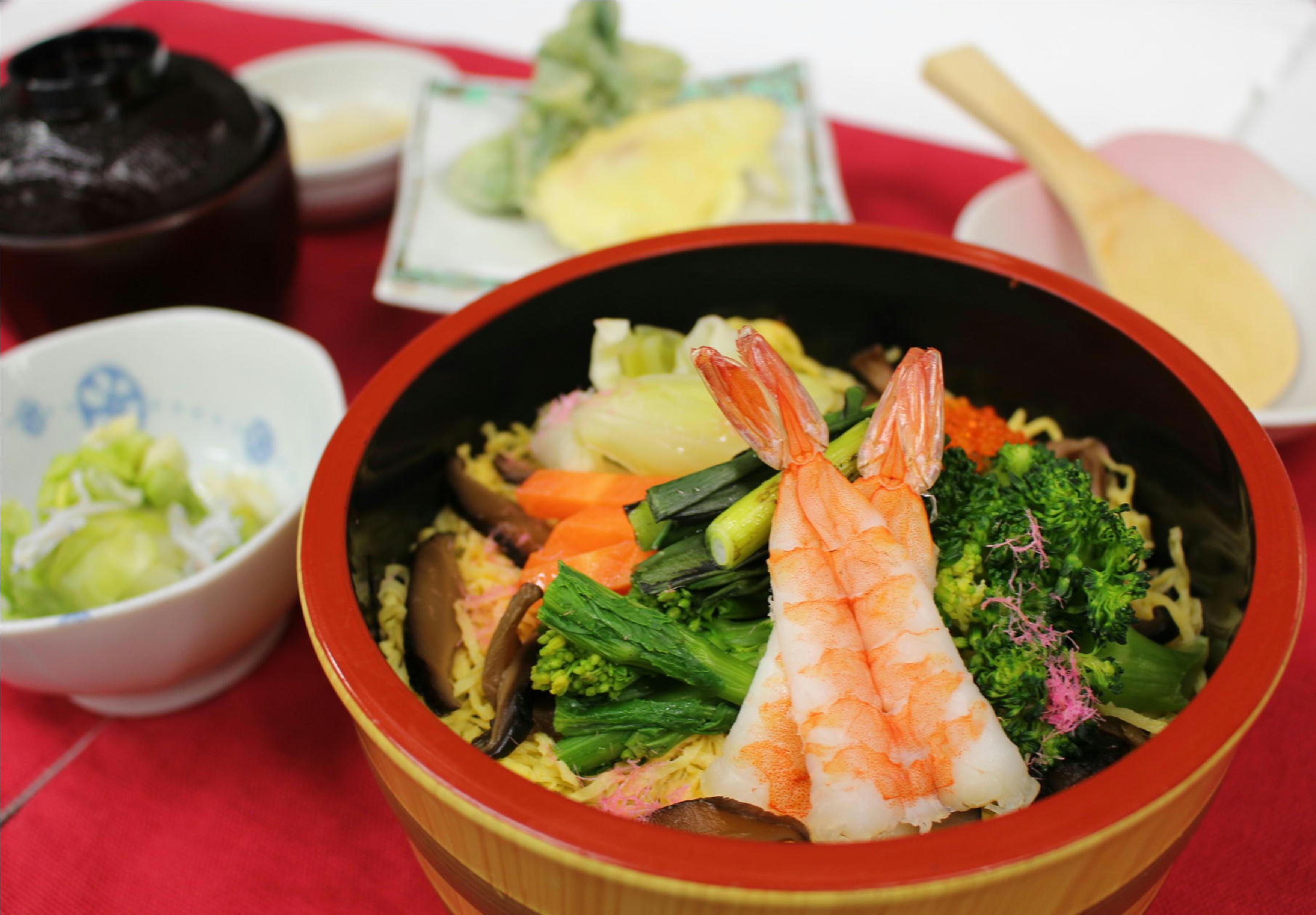 【旬の野菜を待って食べる】時待ち定食
